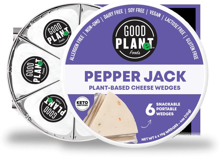 Pepper Jack Wedges 6ct