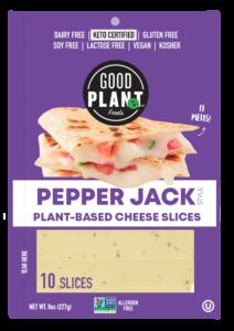 Pepper Jack Slices